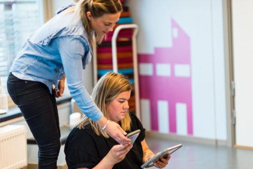 Fagsamling 5: Utvikling av profesjonsfaglig digital kompetanse