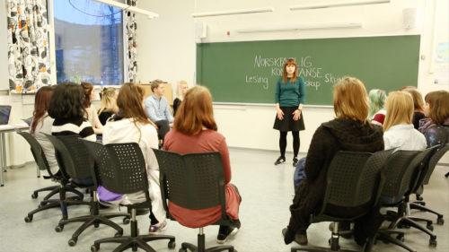 Eksamensforberedelse og skriveopplæring