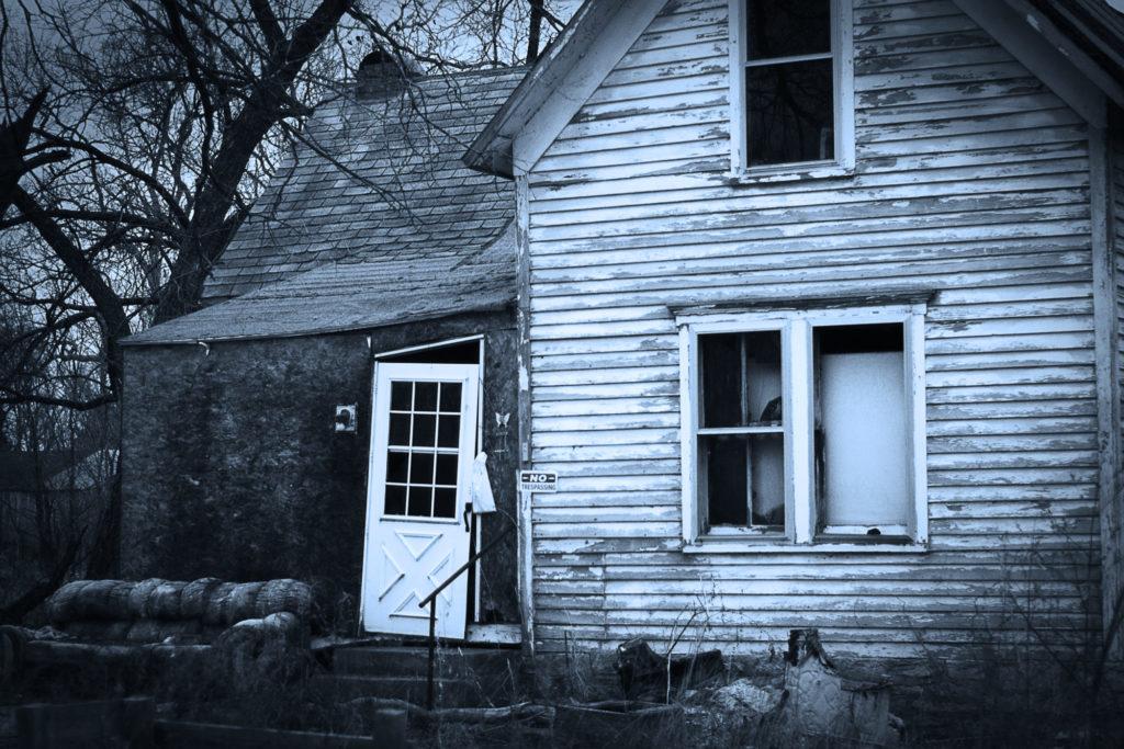 Skummelt hus