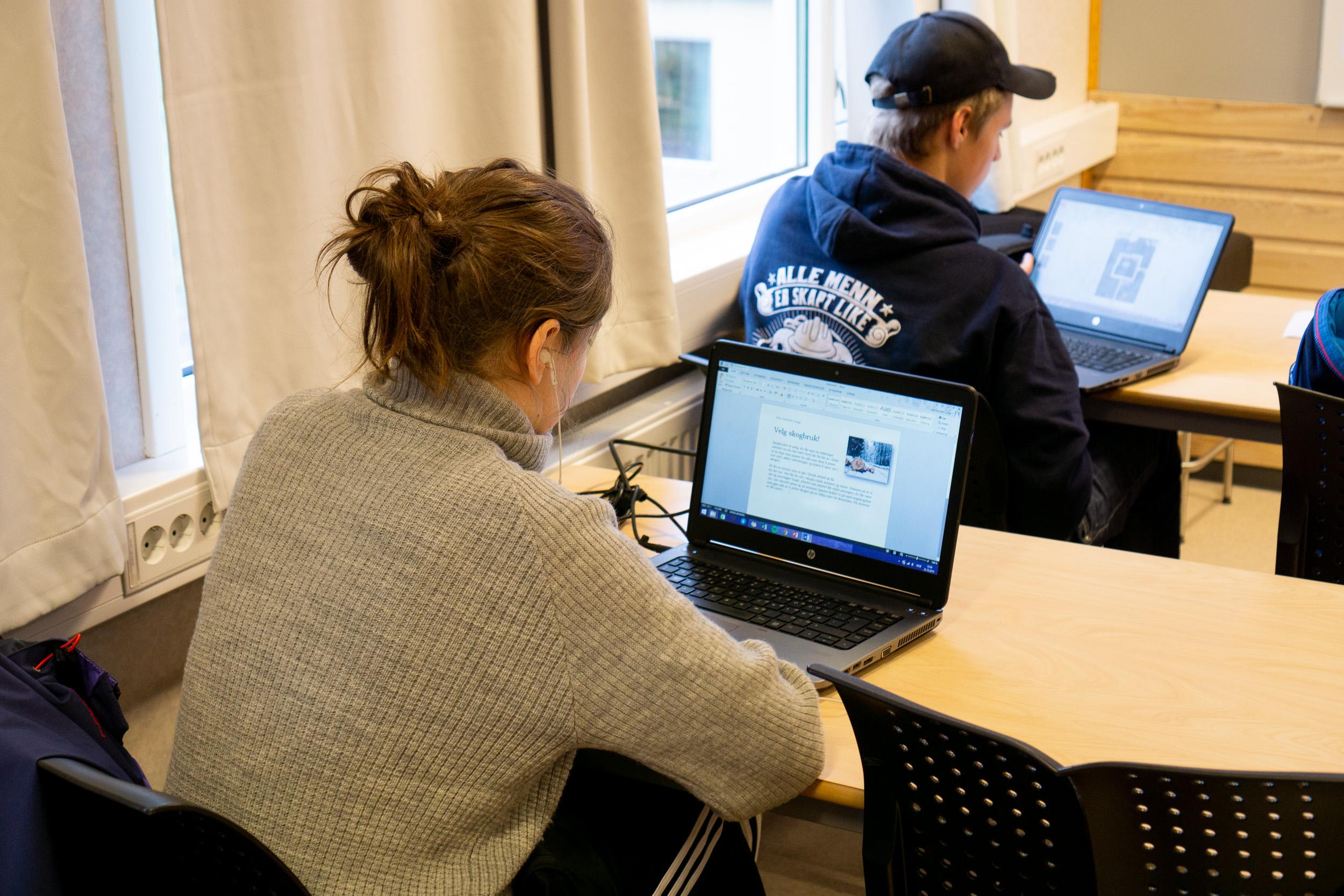 Multimodalitet i norsk på yrkesfag