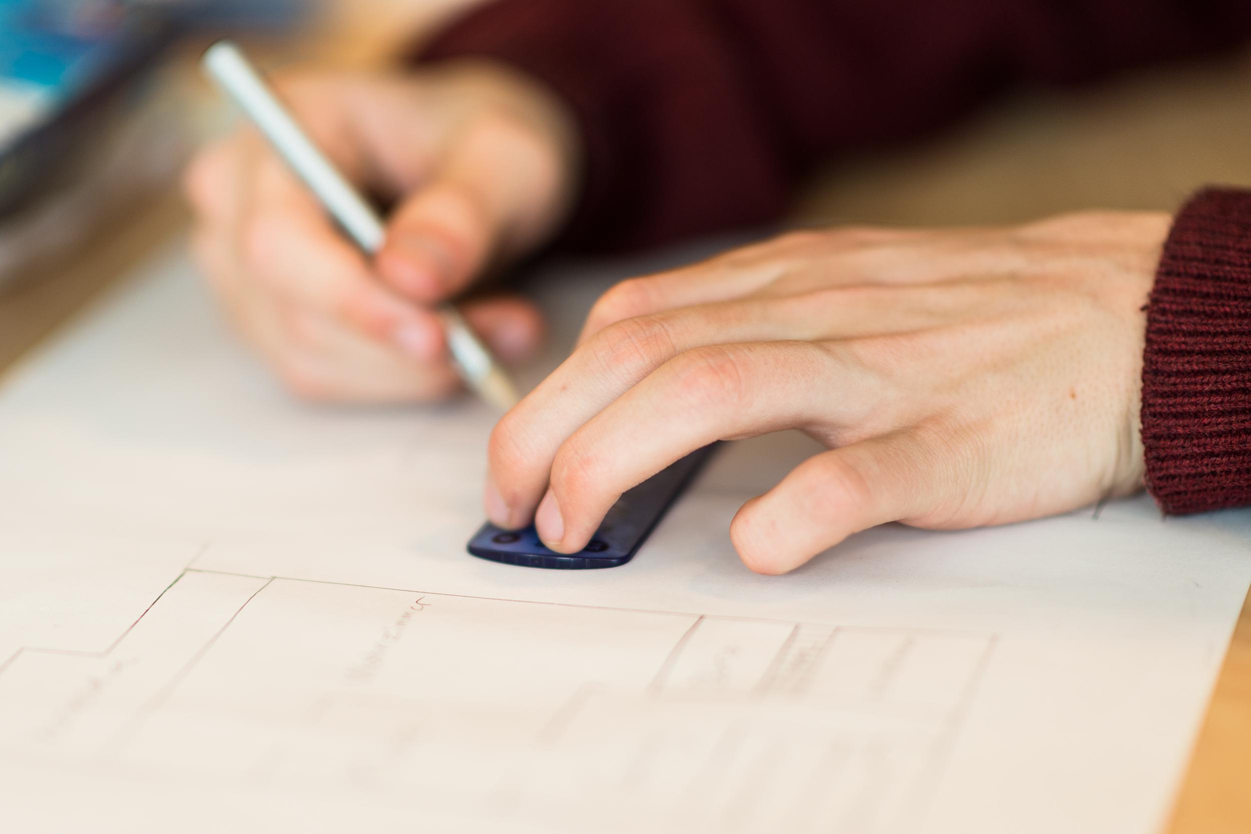 Skriving i matematikk på ungdomstrinnet