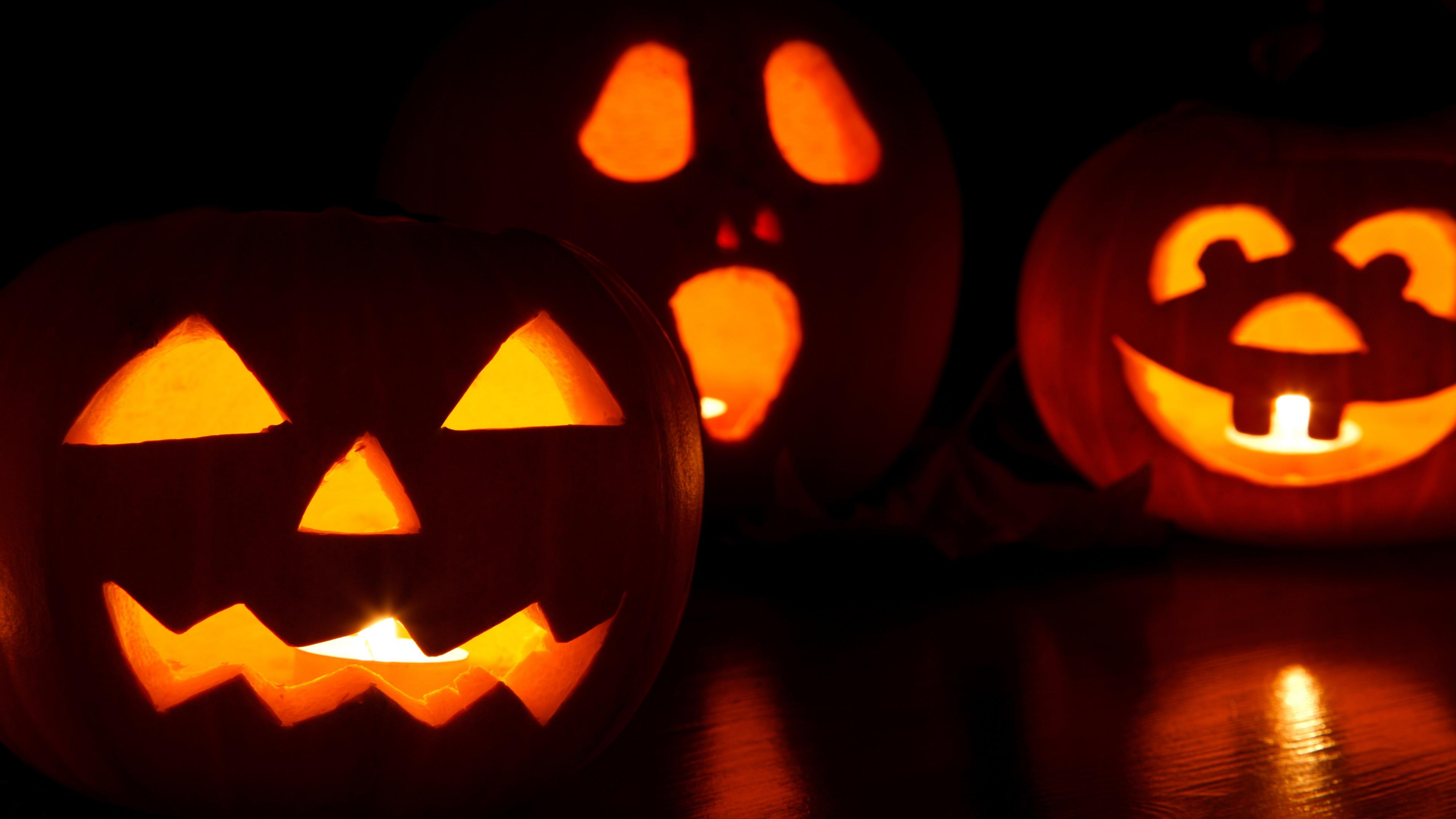 Halloween og skriving i engelsk