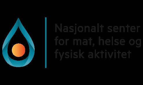 Logo for Nasjonalt senter for mat, helse og fysisk aktivitet