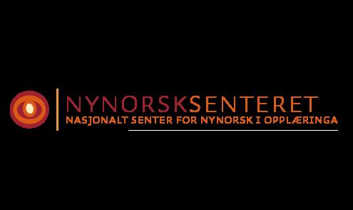 Logo for Nasjonalt senter for nynorsk i opplæringa