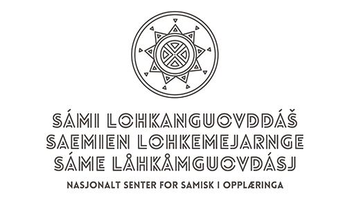 Logo for Nasjonalt senter for samisk i opplæringa