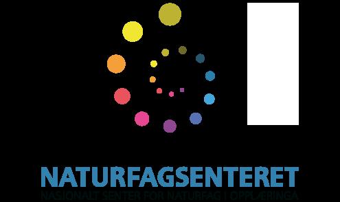 Logo for Nasjonalt senter for naturfag i opplæringa